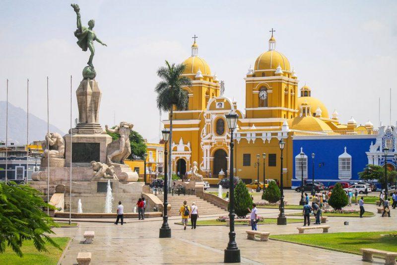 Катедралата в Трухильо